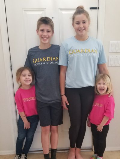 Guardian Moves and Storage Family